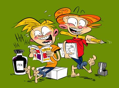 Drawing Workshop Kids